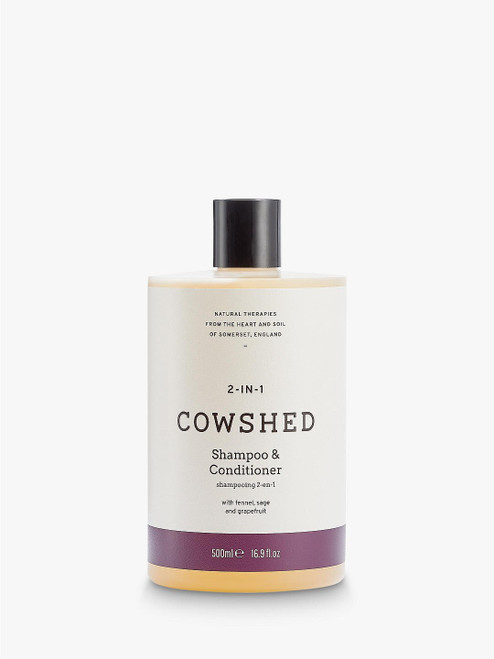 Cowshed 2-In-1 Conditioner & Shampoo-500ml