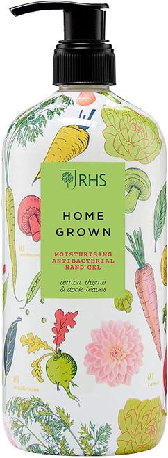 RHS Beauty Rinse-free Home Grown Antibacterial Hand Gel - 430ml