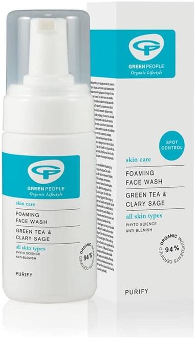Foaming Face Wash Anti Blemish