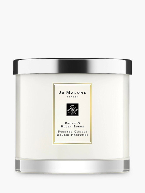 Jo Malone London Deluxe Candle Peony & Blush Suede-600g
