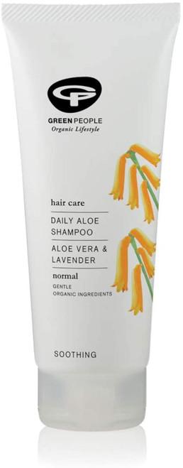 Green People Daily Soothing Aloe Shampoo - 200ml