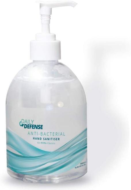Do More Daily Antibacterial Protecting Pump Hand Sanitizer Gel - 500ml