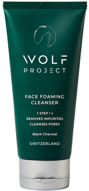CHARCOAL FACE WASH WOLF PROJECT