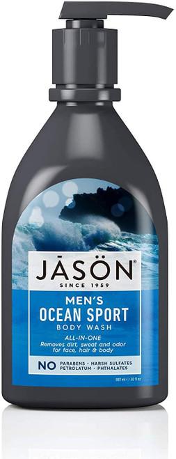 Jason Men ALL IN ONE Ocean Sport Body Wash