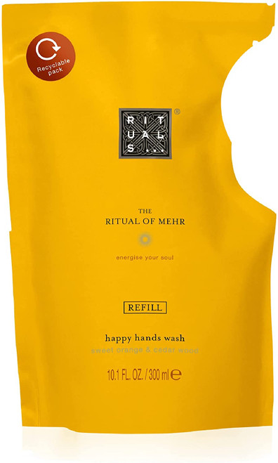 RITUALS The Ritual of Mehr Energising Hand Wash Refill - 300 ml