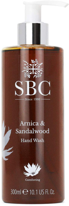 SBC Arnica & Sandalwood Hand Wash-300ml