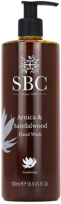 SBC Arnica & Sandalwood Hand Wash-500ml