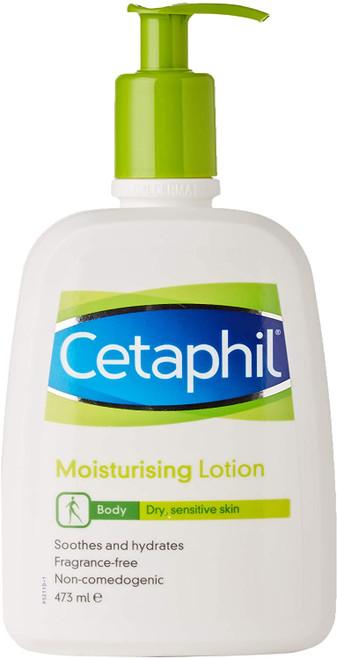 Cetaphil Sensitive Skin Moisturising Lotion - 473 ml