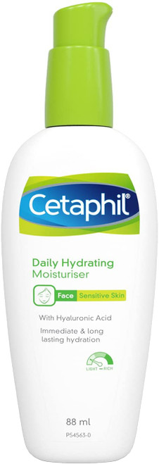 Cetaphil Daily Long Lasting Hydrating Facial Moisturiser - 88 ml