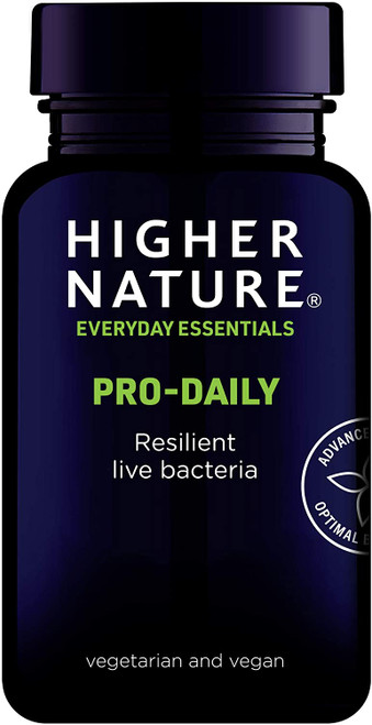 Higher Nature Pro Daily Live Bacteria Tablets - 90 Tablets