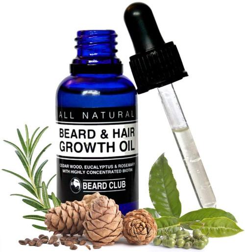 Hair And Beard Growth Oil-30ml