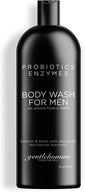 Probiotic Body Wash for Men-16 fl oz
