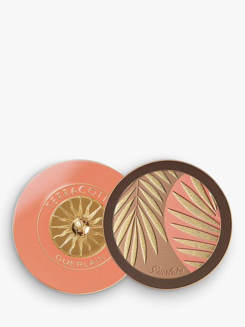 Guerlain Terracotta Palm Street Limited Edition Bronzing & Blush Powder