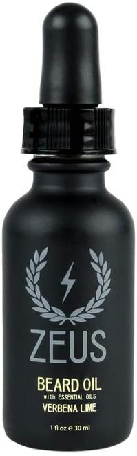 ZEUS Beard Oil for Men-Verbina Lime