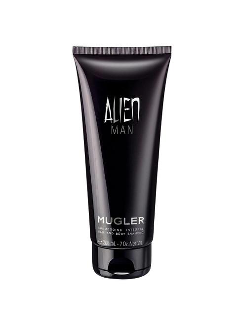 Mugler Alien Man Hair & Body Shampoo- 200ml