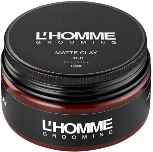 L Homme Grooming Matte Clay-Medium Hold