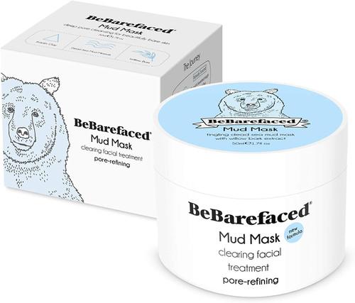 BeBarefaced Face Masks Beauty-50ml