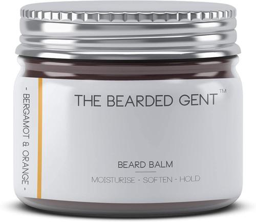 Beard Balm For Men Growth Set-Orange