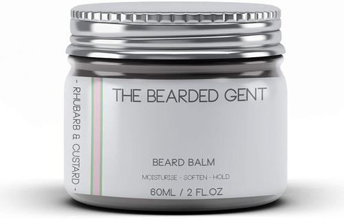 Beard Balm For Men Growth Set-Rubab And Custard
