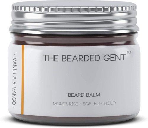 Beard Balm For Men Growth Set-Vanilla And Mango