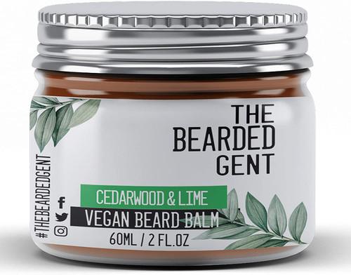 Beard Balm For Men Growth Set-Vegan
