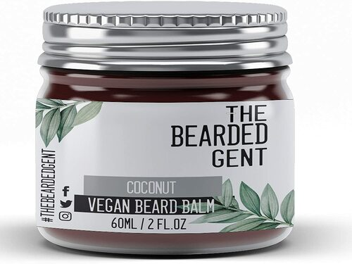 Beard Balm For Men Growth Set-Vegan Coconut