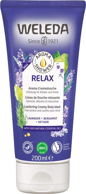 WELEDA Aroma Relax Gel de Ducha Cremoso-200 ml