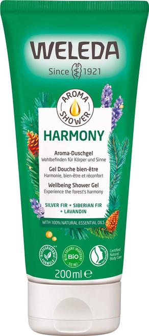 WELEDA Aroma Harmony Gel de Ducha en Crema-200 ml