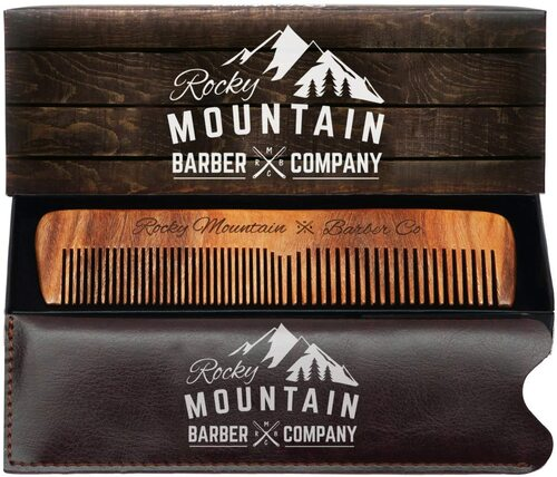 Rocky Mountain Hair Comb High Quality