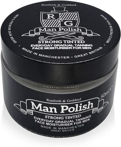 Man Polish Face Moisturiser-50ml