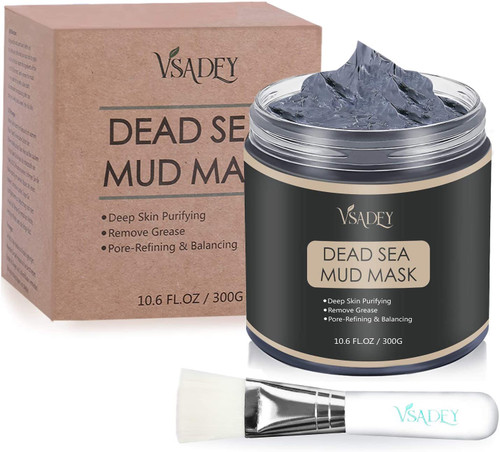 Dead Sea Mud Mask Face And Body