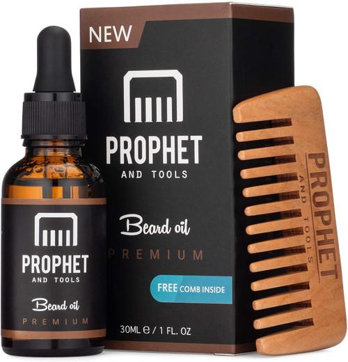 Beard Oil and Comb Revolutionary Formula