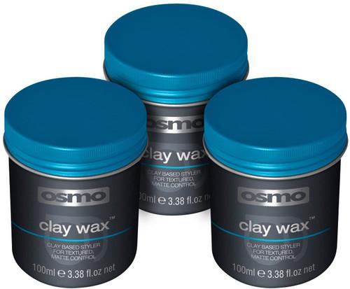 Osmo Clay Wax Men Hair Styling-100ml
