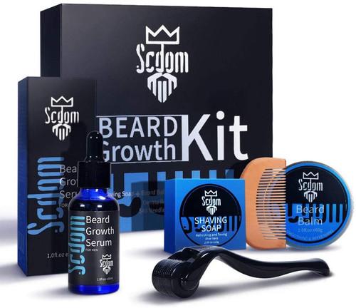 Beard Grooming Tool Kit Best Gift for Men