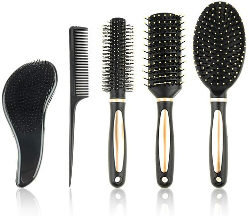DaricowathX 5 Pieces Hair Brush Set