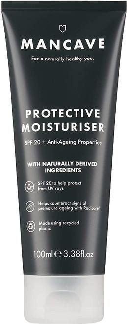 ManCave Anti Ageing SPF20 Moisturiser-100ml