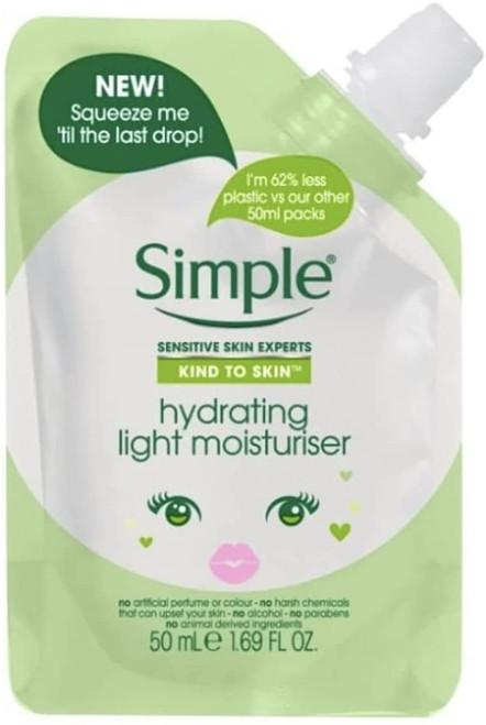 Mini Hydrating Light Moisturisier Cream-Hydrating