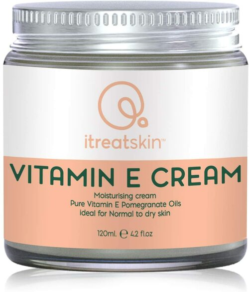 Itreatskin Vitamin E Cream-120Ml