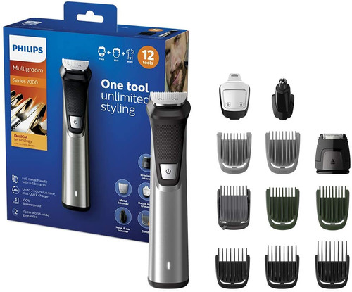 Philips DualCut Technology Series 7000 12-in-1 Trimmer - MG7735- 33