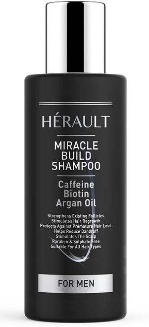 Herault Miracle Build Shampoo for Men