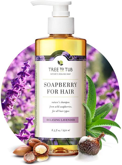 Moisturizing Shampoo for Sensitive Skin by Tree To Tub