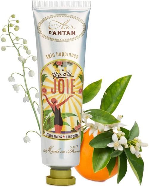 Un Air d Antan Floral Blend Joie Restorative Hand and Nail Cream - 25ml