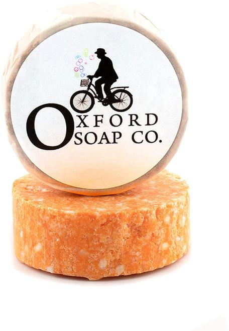 Oxford Soap Hair Growth Creamy Lather Orange Shampoo Bar - 50g