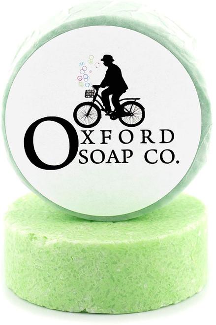 Oxford Soap Creamy Lather Peppermint & Eucalyptus Shampoo Bar - 50g