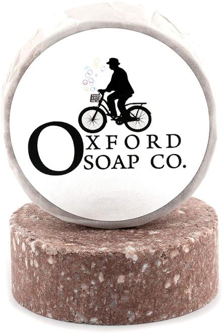 Oxford Soap Creamy Lather Sandalwood Shampoo Bar - 50g