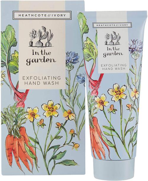 Heathcote & Ivory In The Garden Gardener's Exfoliating Hand Wash-100 ml
