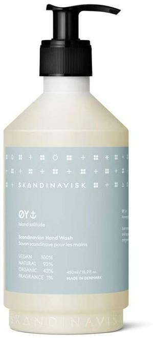 Skandinavisk ØY Organic Hand Wash-450 ml.