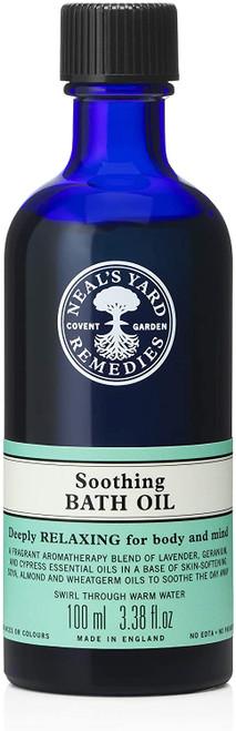 Neals Yard Remedies Soothing Bath Oil-100 ml