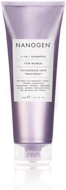 NANOGEN Thickening Shampoo for Women-240ml