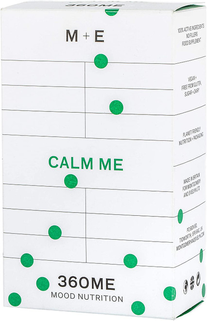 Montgomery plus Evelyn Calm Me Anxiety Supplement- 60 Capsules